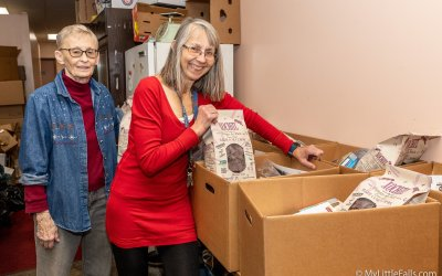 Little Falls Area Food Pantry to distribute Easter Dinner food baskets
