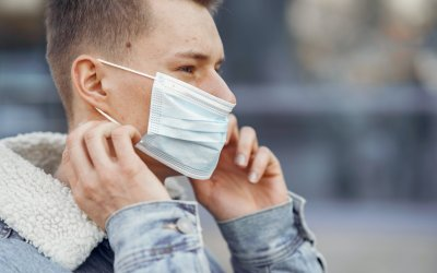 Pop-up distribution center coming Thursday & Friday for single-use masks