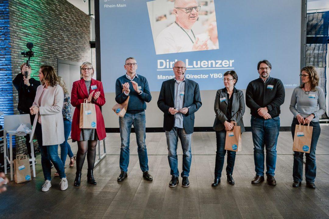 Förderer von YBG Offenbach