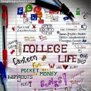 College Life : Hangouts,Fun & Bunks - Youth Buzz