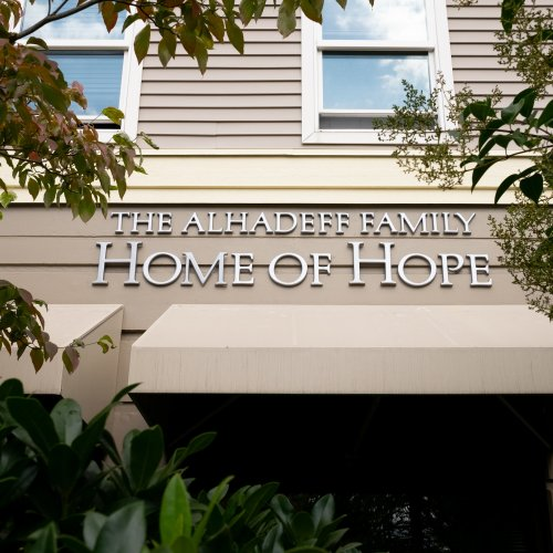 The Alhadeff Family Home of Hope
