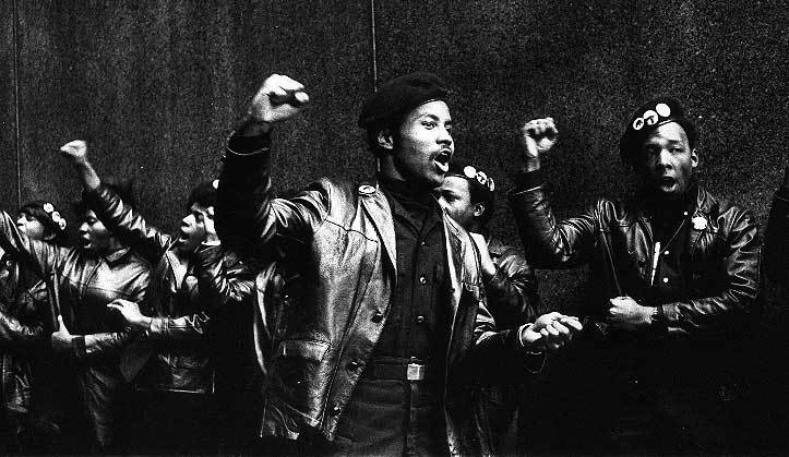 John Huggins and Bunchy Carter (Black Panthers)
