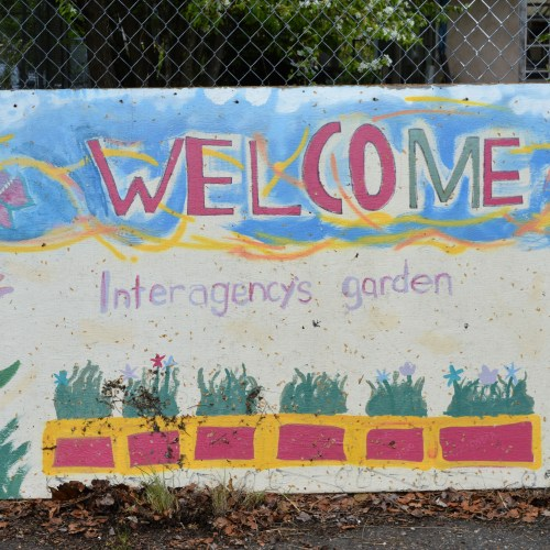 Interagency sign