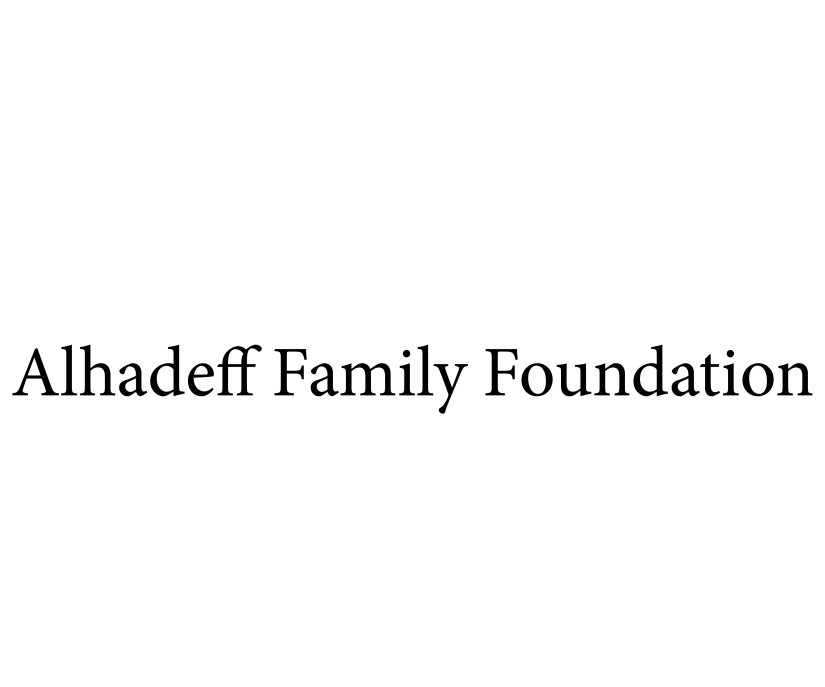 Alhadeff Family Foundation