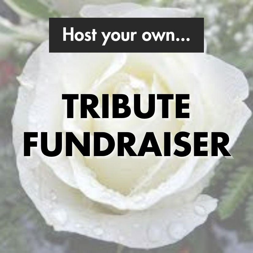 Tribute fundraiser icon