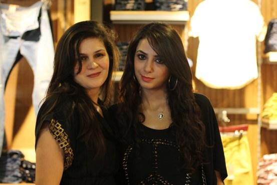 Iram & Hira Fahad