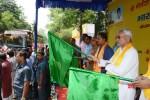 Bihar CM Nitish Kumar flagged off the first bus service between Bihar and Nepal
