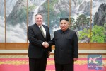 Pompeo, Kim hold productive dialogue on Singapore statement: United State
