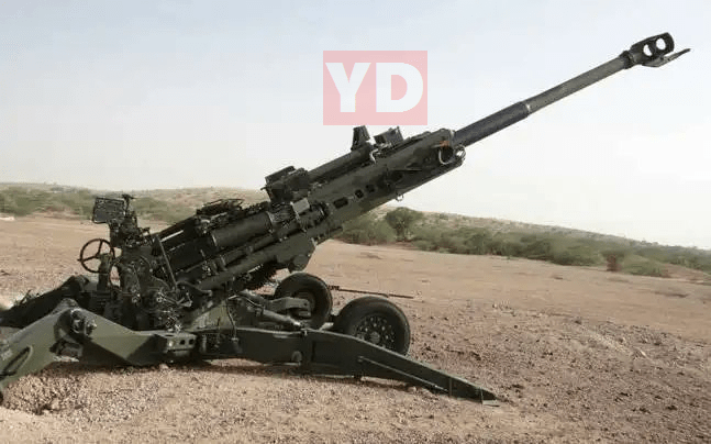 K9 Vajra, M777 howitzer guns into Army