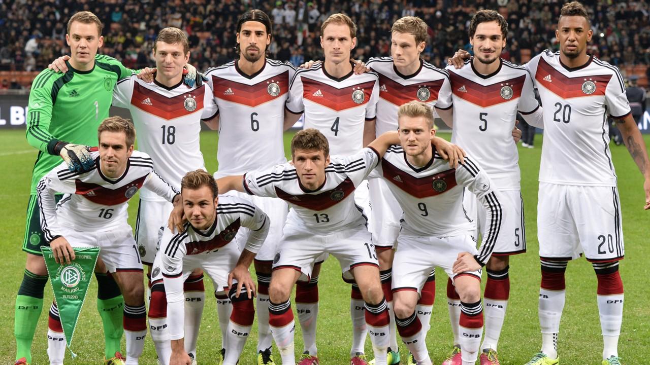 Resultado de imagem para germany 2014 world cup squad