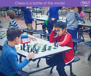 Play chess and battle minds!