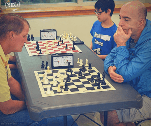 Play chess as an adult or youth.