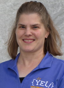 Amber Trapp, Director of Teacher Resources