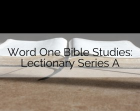 Lectionary Bible Study