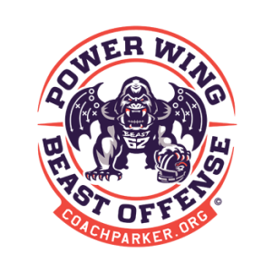 Power Wing Beast Offense Playbook by Coach Parker