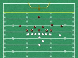 Youth Football 52 Defense