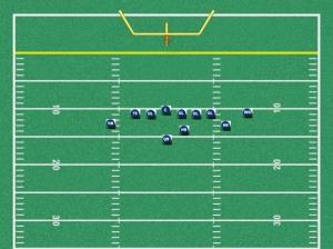 youth football single wing offense