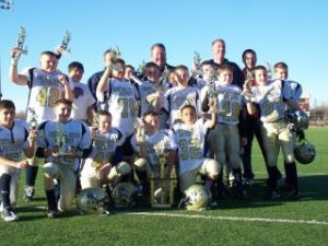 Dominic Carter Youth Football Online All-Star