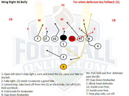 I-Formation Playbook For Youth Football