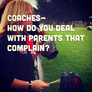 How to deal with parent complaints