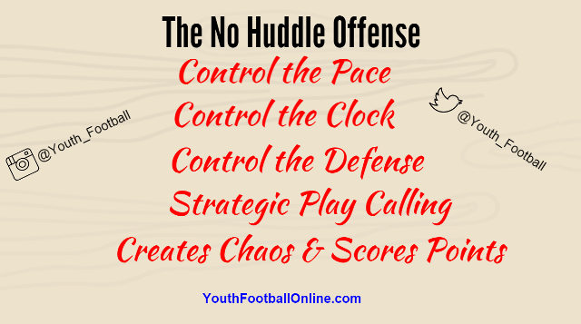 No Huddle Offense in Youth Football