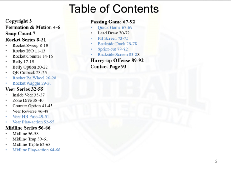 flexbone table of contests