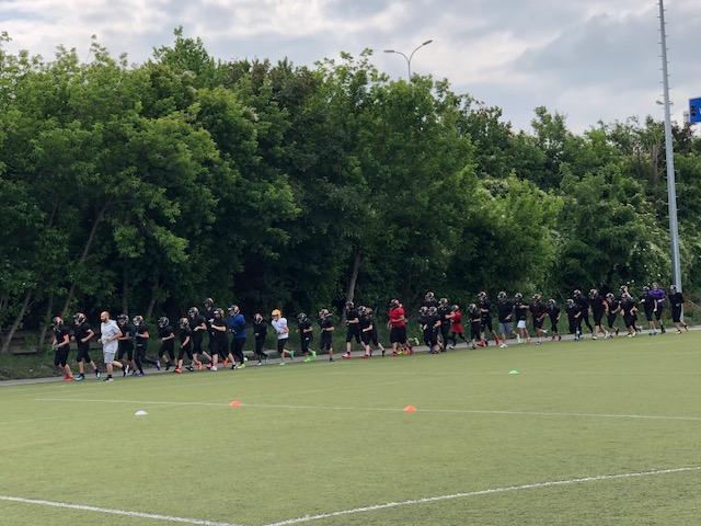 youth football camp Vienna Austria