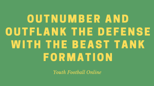 Outnumber and Outflank the Defense with the Beast Tank Formation