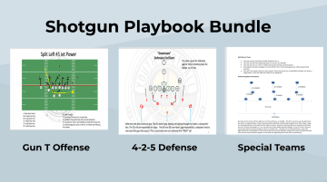 Shotgun T Playbook Bundle