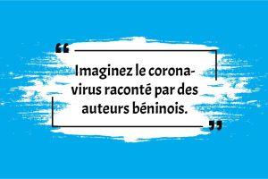 想象一下冠状病毒被贝宁的作者告知youthforchallenge.jpg 2020年4月27日