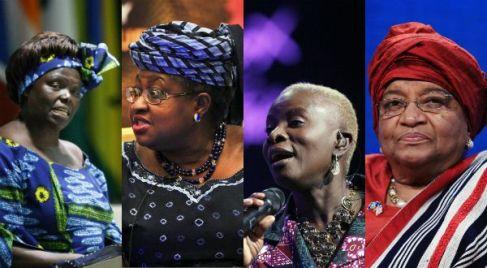 4 figures of female leadership in Africa