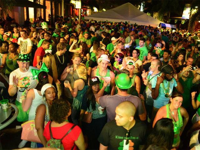 GUIDE St Patricks Day 2016 Clematis St West Palm