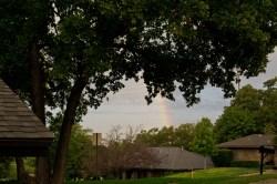 Rainbow on 9/11.