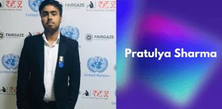 Pratulya Sharma, Asia's Youngest Digital Entrepreneur