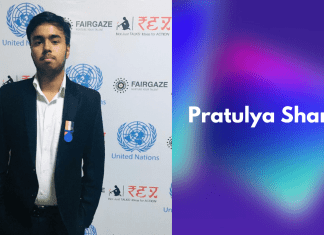Pratulya Sharma, Asia's Youngest Digital Entrepreneur