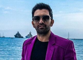 Producer Sharad Patel