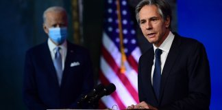 US focus shifting to China from Afghanistan, says Blinken