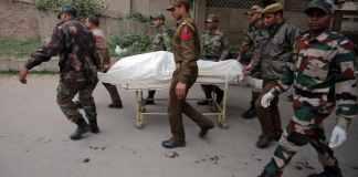 jawan shot dead