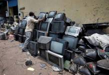Fall in e-waste generation in poor countries shows growing digital divide, report says