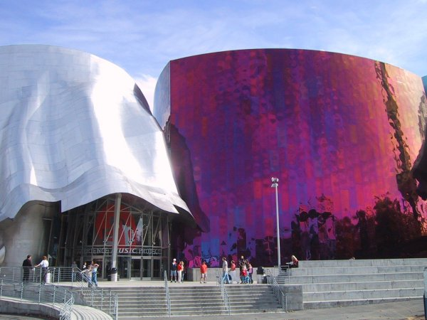 Experience Music Project Seattle