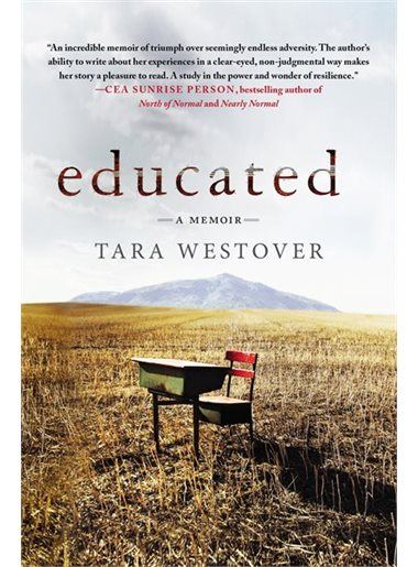 """Educated"" للكاتبة ""Tara Westover"""