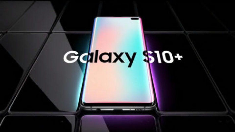 Galaxy S10 Plus - مصدر الصورة: FrAndroid