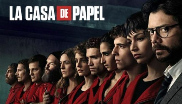 مشاهدة La Casa De Papel لاكاسا دي بابيل الموسم الثالث