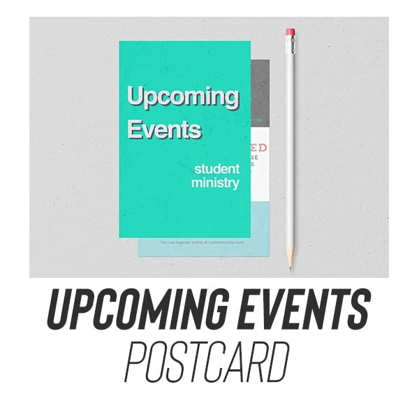 youth group event promotion ideas