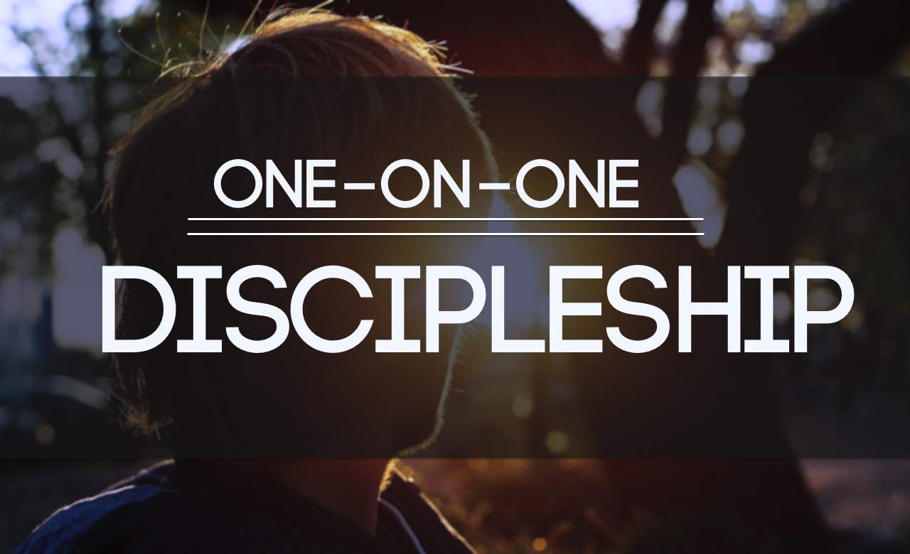 OneonOne Discipleship  Youth Ministry Unleashed