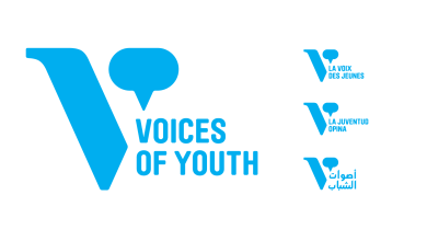 Photo of VOICES OF YOUTH CHALLENGE!