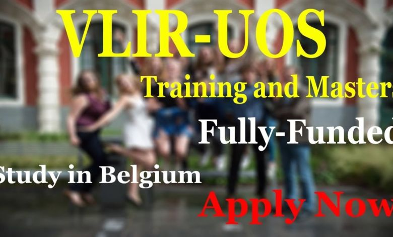 VLIR-OUS Scholarships