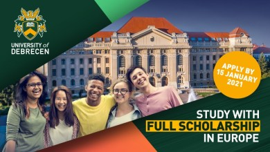 Photo of HUNGARY GOVERNMENT FULLY-FUNDED SCHOLARSHIP FOR INTERNATIONAL STUDENTS (2021)
