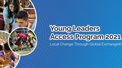 Photo of GLOBAL YOUNG LEADERS ACCESS PROGRAM 2021