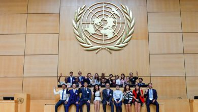 Photo of THE UNITED NATIONS IMMERSION PROGRAMME
